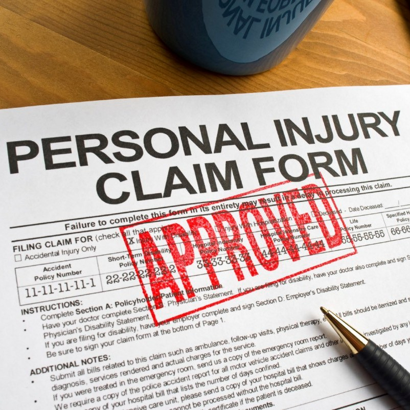 Serious Personal Injury